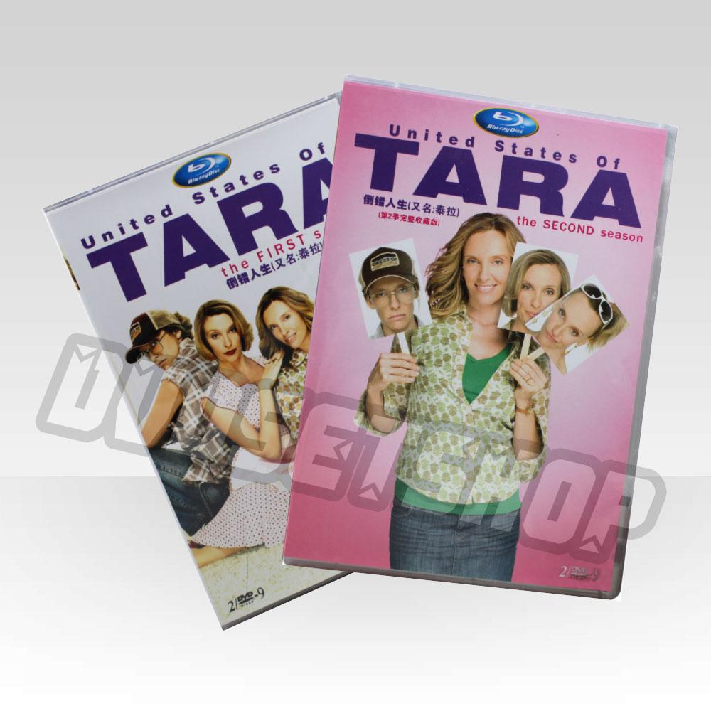 United States of Tara Seasons 1-2 DVD Boxset