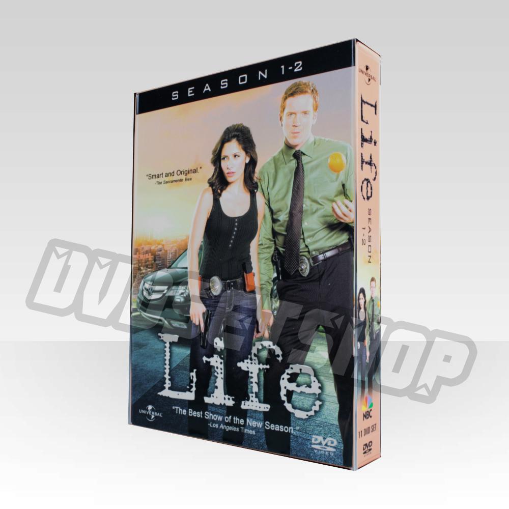 Life Seasons 1-2 DVD Boxset