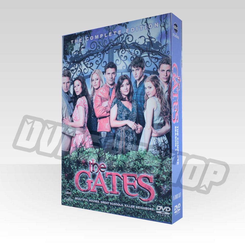 The Gates Season 1 DVD Boxset