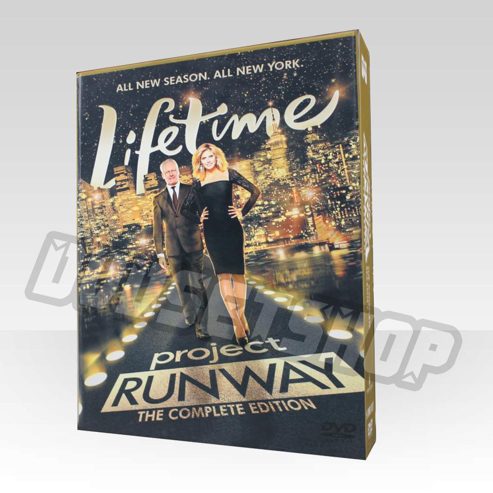 Project Runway Season 7 DVD Boxset