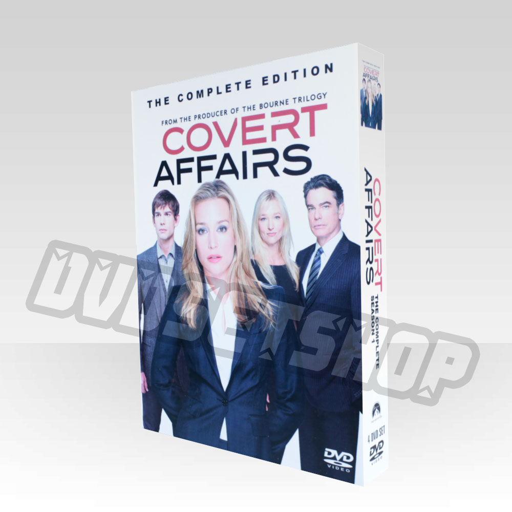 Covert Affairs Season 1 DVD Boxset
