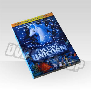 The last unicorn DVD Boxset