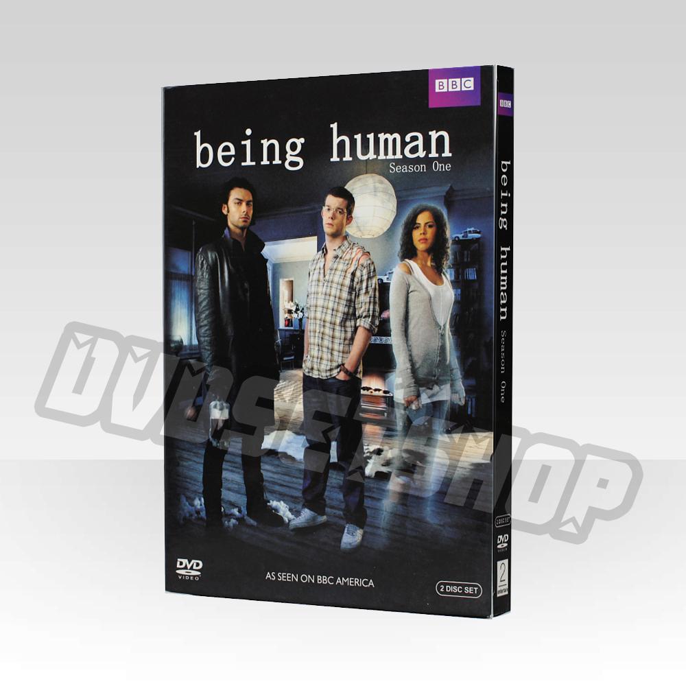 Being Human Season 1 DVD Boxset