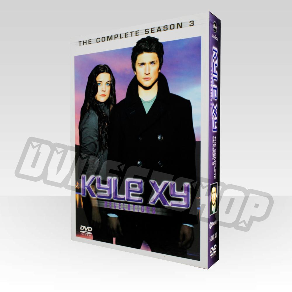 Kyle XY Season 3 DVD Boxset