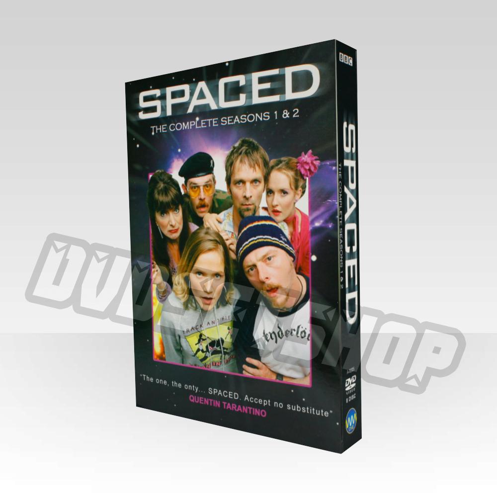 Spaced Seasons 1-2 DVD Boxset