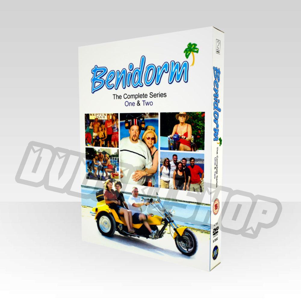 Benidorm Seasons 1-2 DVD Boxset