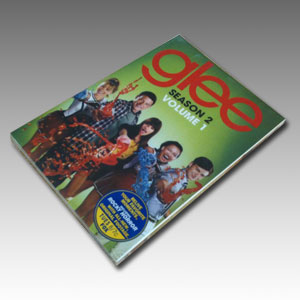 Glee Season 2: Volume 1 DVD Set