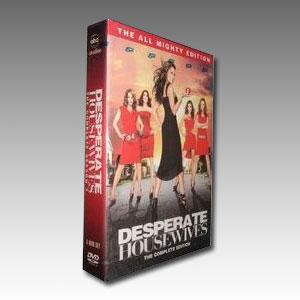Desperate Housewives Season 7 DVD Boxset