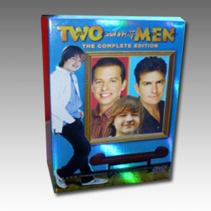 Two and a Half Men Seasons 1-8 DVD Boxset