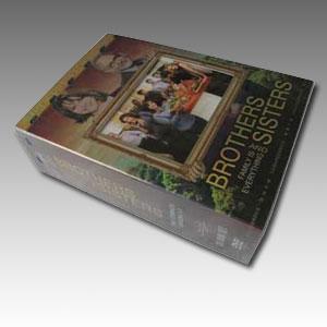 Brothers and Sisters Season 1-5 DVD Boxset
