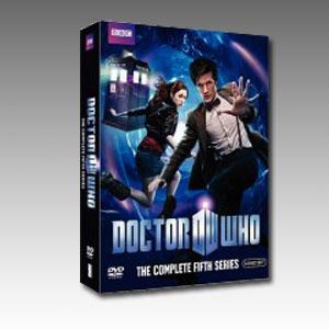 Doctor Who Season 5 DVD Boxset