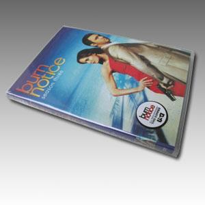 Burn Notice Season 3 DVD Boxset