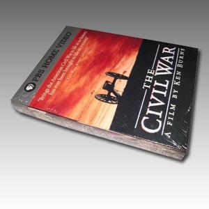 Ken Burns: The Civil War - Commemorative Edition DVD Boxset