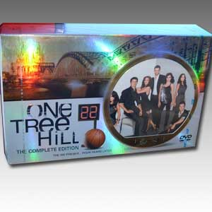 One Tree Hill Seasons 1-8 DVD Boxset