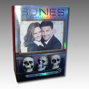Bones Seasons 1-6 DVD Boxset