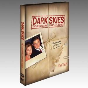 Dark Skies: The Declassified Complete Series DVD Boxset