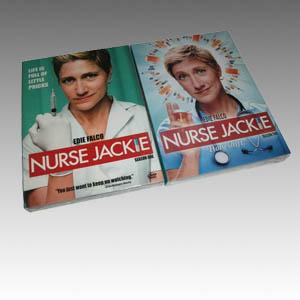 Nurse Jackie Seasons 1-2 DVD Boxset