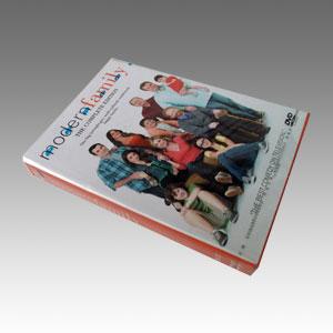 Modern Family Season 2 DVD Boxset
