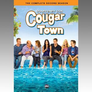 Cougar Town Season 2 DVD Boxset