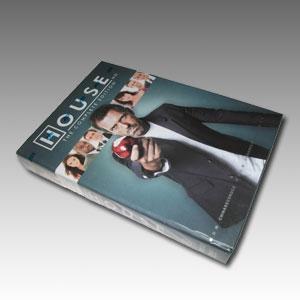 House MD Season 7 DVD Boxset
