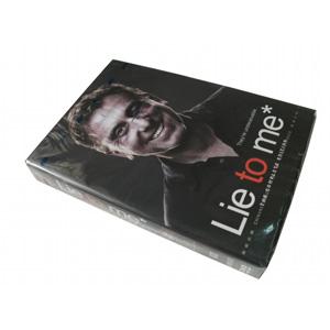 Lie to Me Season 3 DVD Boxset