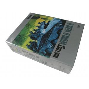 BBC History of The World War II DVD Boxset