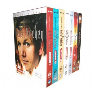 Hell 39 S Kitchen Seasons 1 7 Dvd Boxset