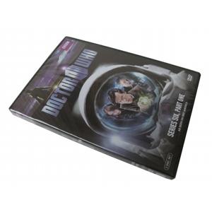 Doctor Who Season 6 DVD Boxset