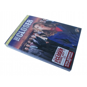 The Closer Season 6 DVD Boxset