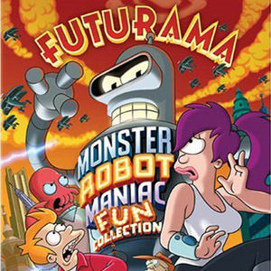 Futurama Season 6 DVD Boxset