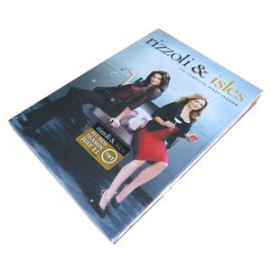 Rizzoli & Isles Season 1 DVD Boxset