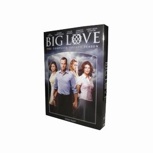 Big Love Complete Season 4 DVD Boxset