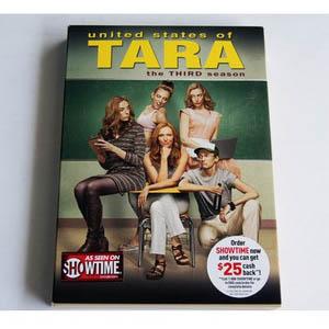 United States of Tara Season 3 DVD Box Set