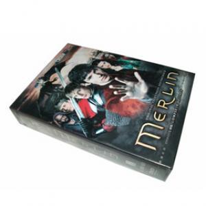 Merlin Seasons 1-3 DVD Boxset