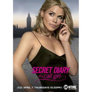 Secret Diary Of A Call Girl Seasons 1-4 DVD Box Set
