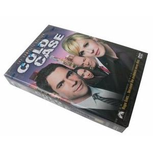 Cold Case Season 7 DVD Boxset