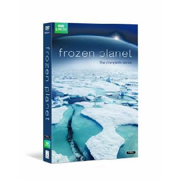 Frozen Planet Season 1 DVD Box Set