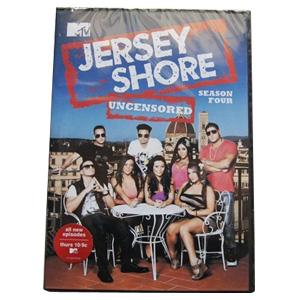 Jersey Shore Season 4 DVD Box Set
