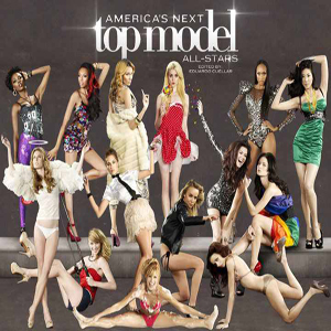 America's Next Top Model Seasons 1-17 DVD Box Set