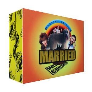 Married With Children Seasons 1-11 DVD Boxset
