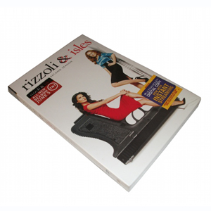 Rizzoli & Isles Season 2 DVD Box Set