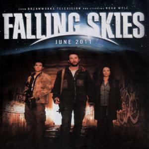 Falling Skies Seasons 1-2 DVD Box Set