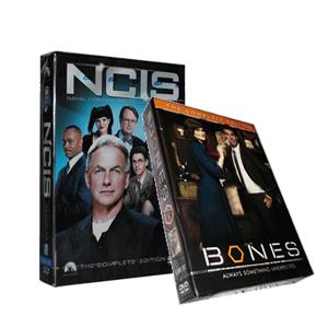 NCIS Season 9 & Bones Season 7 DVD Box Set