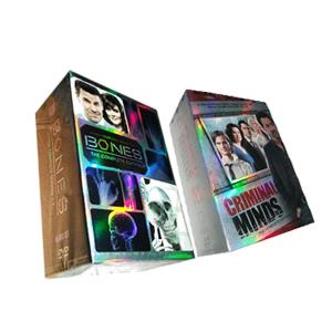 Bones Seasons 1-7 & Criminal Minds Seasons 1-7 DVD Box Set
