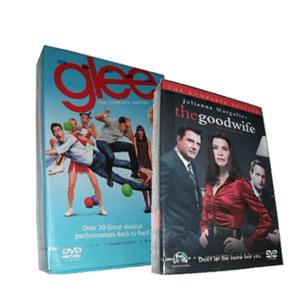 Glee Season 3 & The Good Wife Season 3 DVD Box Set