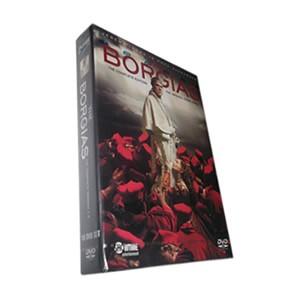 The Borgias Seasons 1-2 DVD Box Set
