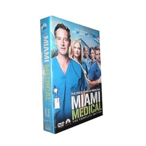 Miami Medical Season 1 DVD Boxset