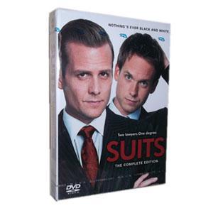 Suits Seasons 1-2 DVD Boxset