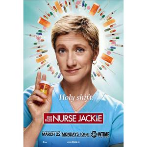 Nurse Jackie Seasons 1-4 DVD Box Set