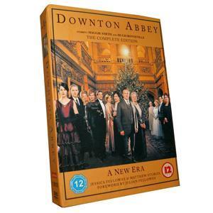 Downton Abbey Seasons 1-3 DVD Box Set